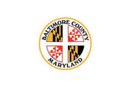 Baltimore County Logo With White Background