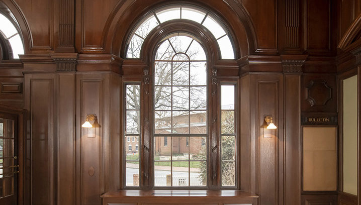 North Point Builders was the General Contractor for the Historic Restoration of the Annapolis Post Office.